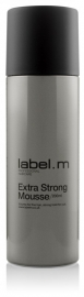 EXTRA STRONG MOUSSE 200ML