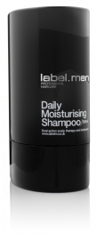 LABEL.MEN DAILY MOISTURISING SHAMPOO 300ML