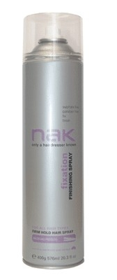 Fixation Finishing Spray 400 gram