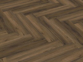 pvc .Floorlife Yup Visgraat Warm Brown 3501