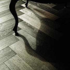 louvre duo visgraat vloer