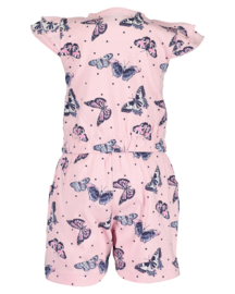 BLUE SEVEN Girls Jumpsuit roze maat 86