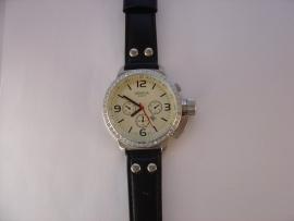 Geneva XXL horloge met strass