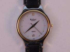 Kolber bi-color herenhorloge