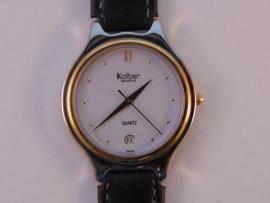 Kolber bi-color herenhorloge