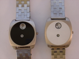 iXXXi horloge model HANDLESS