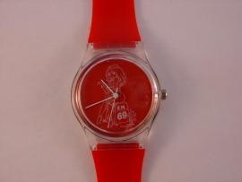 69 KM horloge