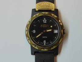 Camel Trophy herenhorloge bruin/zwart