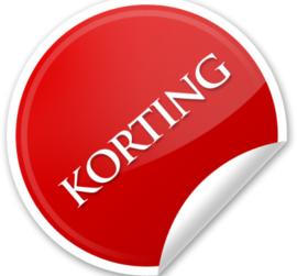 Kortingcodes