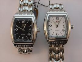 Time Force stalen herenhorloge 004