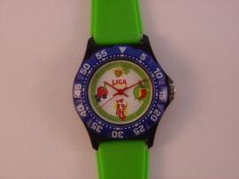 Liga horloge