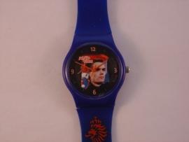 KNVB horloge, Philip Cocu gedragen