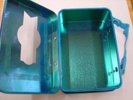 Oilily kofferblikje