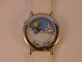 Beuchat dames ski horloge