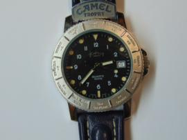 Camel Trophy herenhorloge zwart