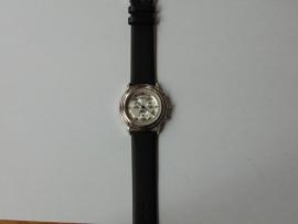 Krug-Baümen Principle chroom chronograaf.