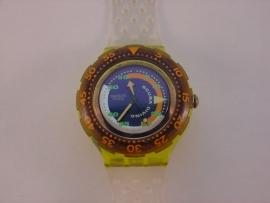 Swatch horloge Scuba 200