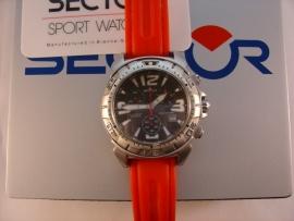 Sector chronograaf