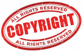 Auteursrecht? Copyright