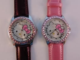 Hello Kitty horloge