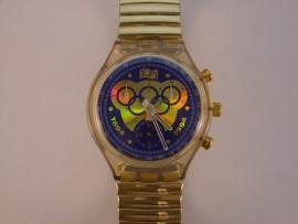 Swatch chronograaf
