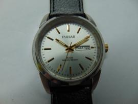 Staal Pulsar herenhorloge