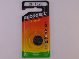 Lithium knoopcel CR 1620