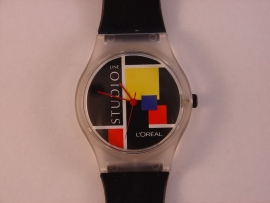 Studio Line horloge