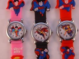 Superman jongenshorloges