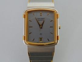 Oriënt bi-color herenhorloge