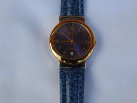 Bi-color TimeLine herenhorloge