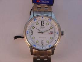 Citizen stalen herenhorloge