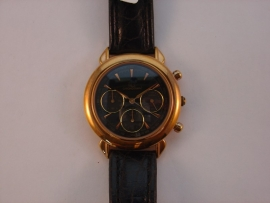 Davis double chronograaf
