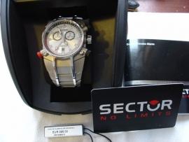Sector No Limits chronograaf