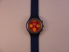 Amstel chronograaf horloge