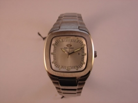 Time Force herenhorloge met staal band 019
