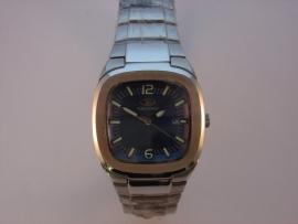 Time Force herenhorloge met staal band 018