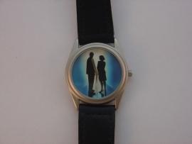 X files horloge