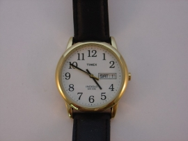 Timex double herenhorloge