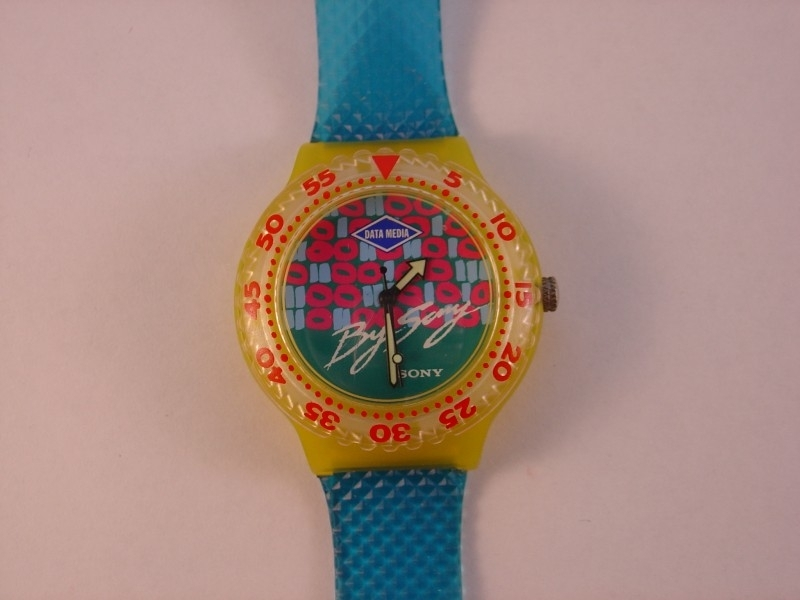 Sony horloge