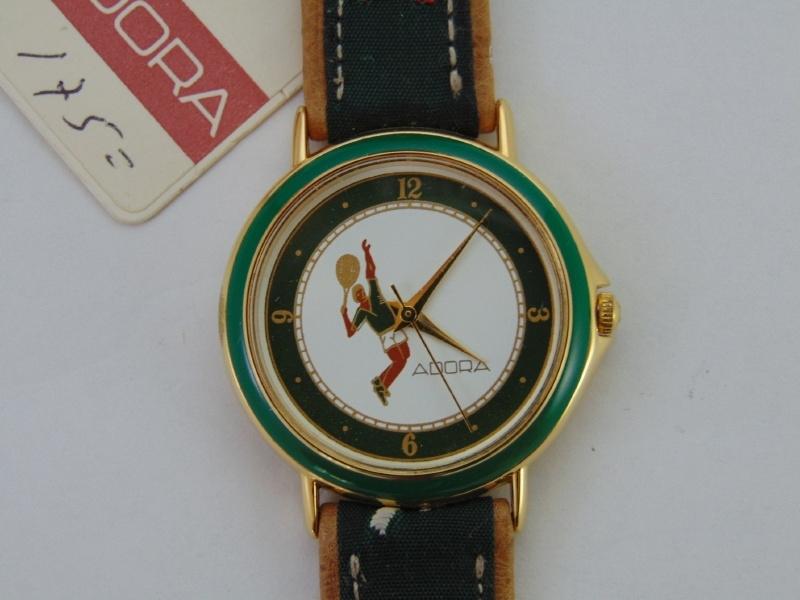 Adora tennis horloge