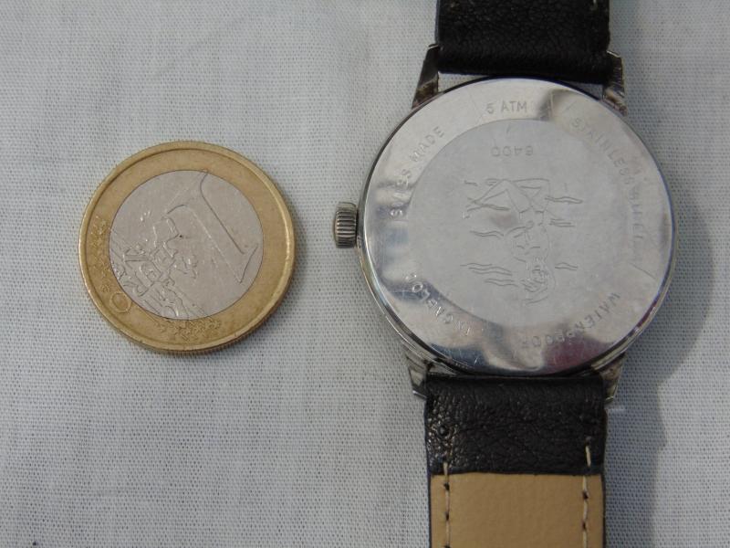 Ongekend Lasita herenhorloge. | Zwitserse mechanische horloges | OPTITIME LH-68