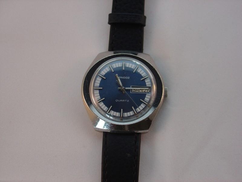 Wonderbaarlijk SANDOZ herenhorloge | Zwitserse quartz horloges | OPTITIME RG-33