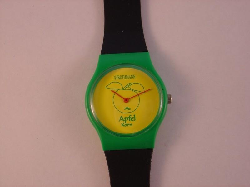Apfel Korn horloge