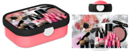 Set Mepal broodtrommel en drinkbeker Make Up