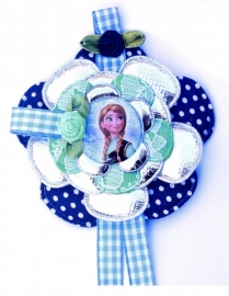 Tashanger of Broche Frozen Anna
