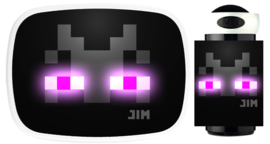 Set Mepal broodtrommel en beker Minecraft Enderman