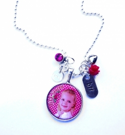 BFF Best Friends Forever Ketting (foto)