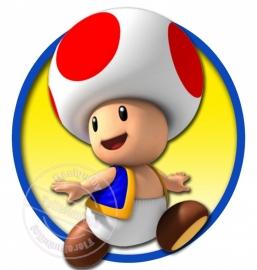 Strijkapplicatie Toad