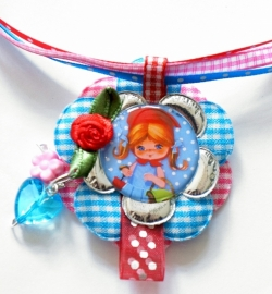 SPECIAL MADE ketting Jippe colour
